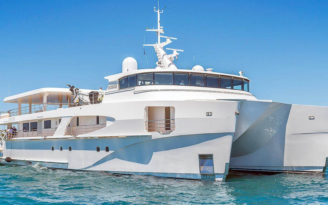 Echo Yachts – MY White Rabbit Charley