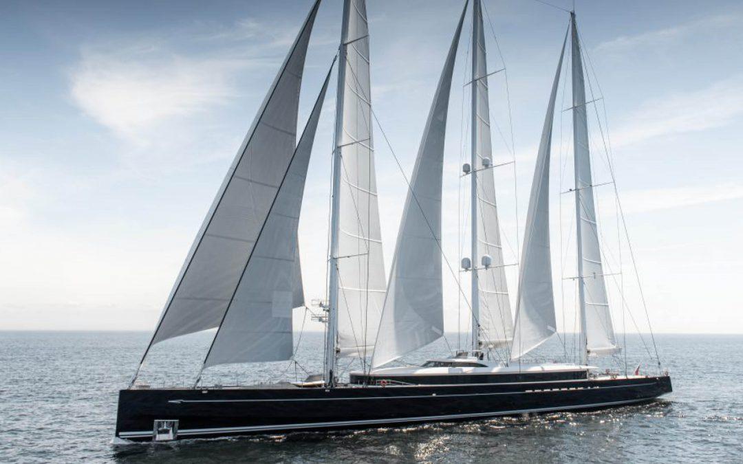 Royal Huisman – SY Sea Eagle II