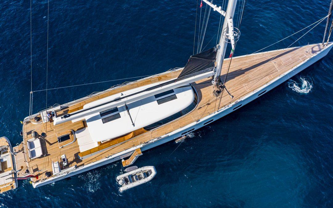 Baltic Yachts – SY Canova